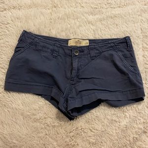 Hollister Chino Short Low Rise Sixe 3/26